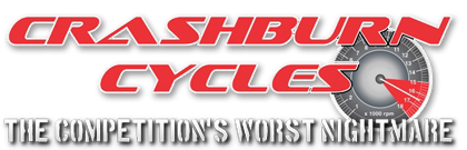 Crashburn Cycles Motorcycle Service & Repair - The Competition's WORST Nightmare!